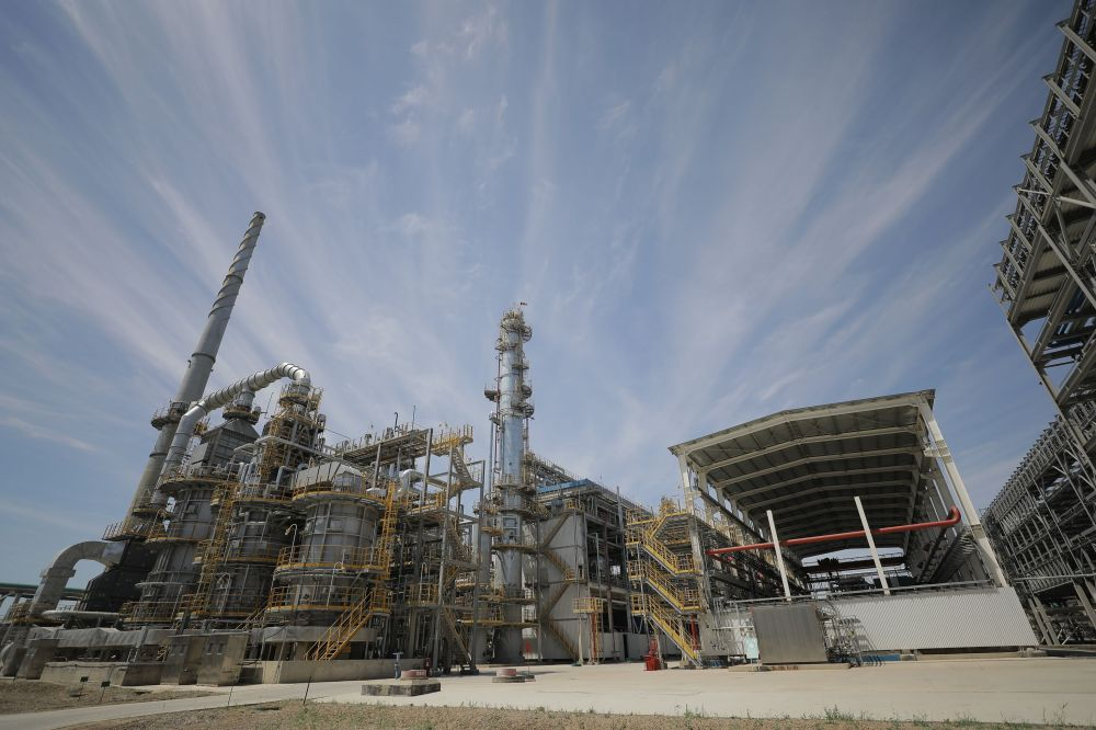 Установка гидроочистки дизельного топлива Prime D 3205 комплекса глубокой переработки нефти Атырауского НПЗ