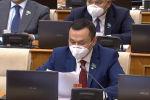 Мажилис утверждает кандидатуру нового премьер-министра - видео