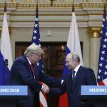 Ресей президенті Владимир Путин мен АҚШ президенті Дональд Трамп