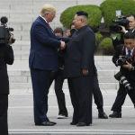 Дональд Трамп пен Ким Чен Ынмен