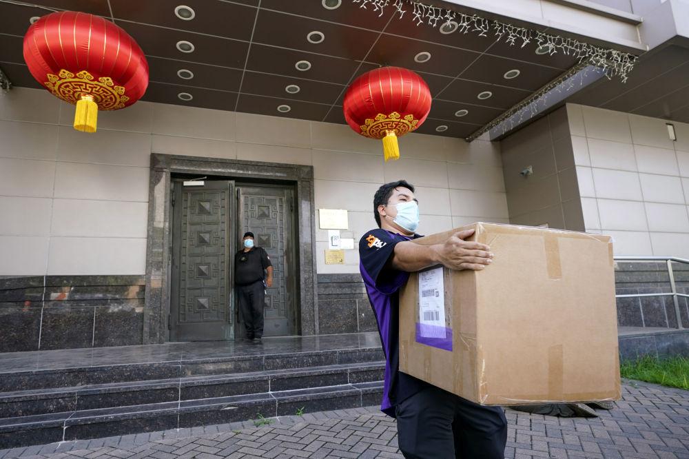 Хьюстондағы Қытай консулдығы