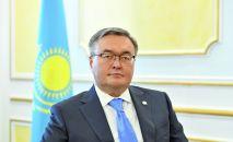 Мухтар Тлеуберди