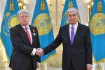 Касым-Жомарт Токаев наградил Орденом Достык II степени Посла Российской Федерации в Казахстане Алексея Бородавкина