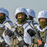 Іле полигонындағы дәстүрлі әскери оқу-жаттығу