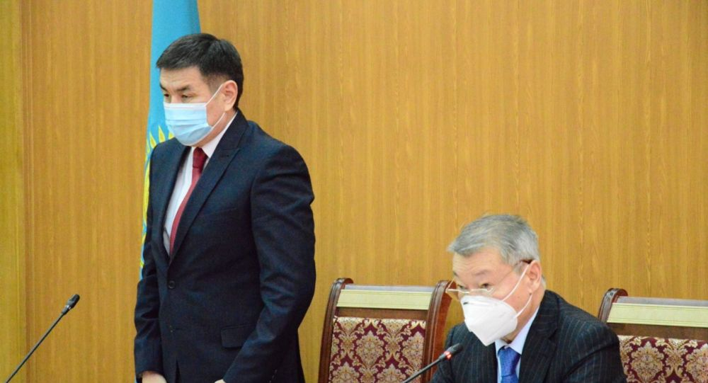 ШҚО әкім Даниал Ахметов Нұрымбек Сақтағановты Семей әкімі қызметіне тағайындады