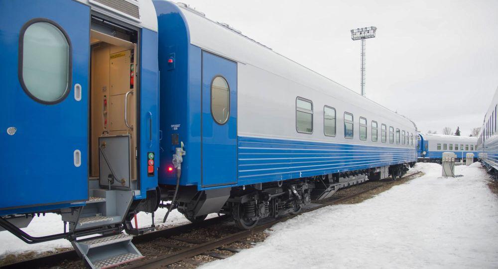 Тулпар получил 100 вагонокомплектов от Тверского вагоностроительного завода