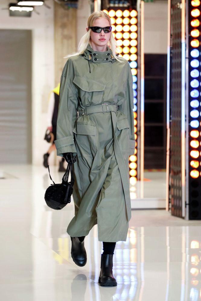 Мужская коллекция K-Way Fall / Winter 2021 во время Недели моды в Милане