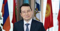 ЕЭК министрі Тимур Жақсылықов