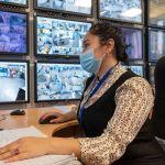 Центр оперативного управления Международного аэропорта Алматы