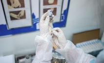 Вакцинация населения против коронавируса в Казахстана