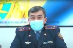Заместитель председателя комитета административной полиции МВД Алексей Милюк