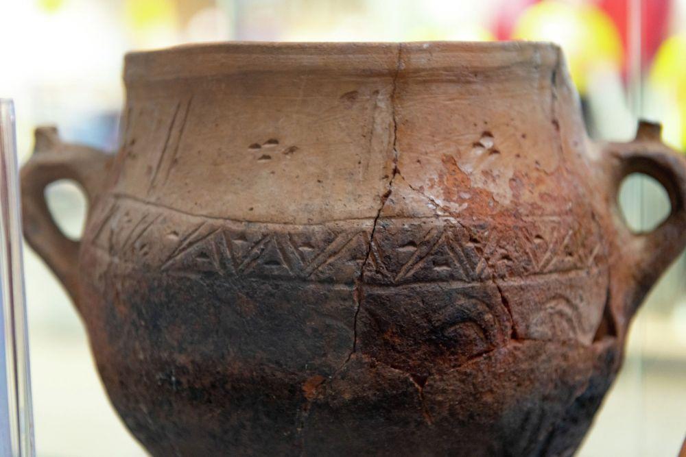 Барлық экспонаттар VIII-XIII ғасырлар кезеңіне жатады