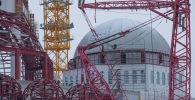 Астанадағы мешіт құрылысы