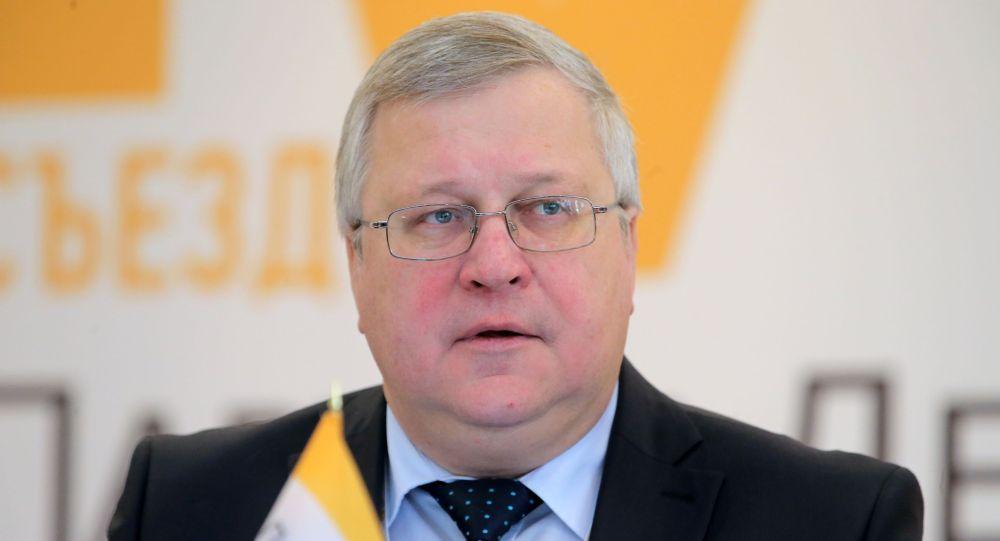 Председатель Наблюдательного совета Института демографии, миграции и регионального развития Юрий Крупнов