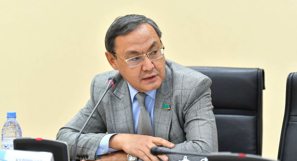 Ахылбек Куришбаев