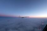 Российские Ту-160 пролетели над Баренцевым, Гренландским и Норвежским морями