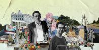 Что слушать: подкаст «Вокруг да около» с Михаилом Акуловым и Арсланом Акановым