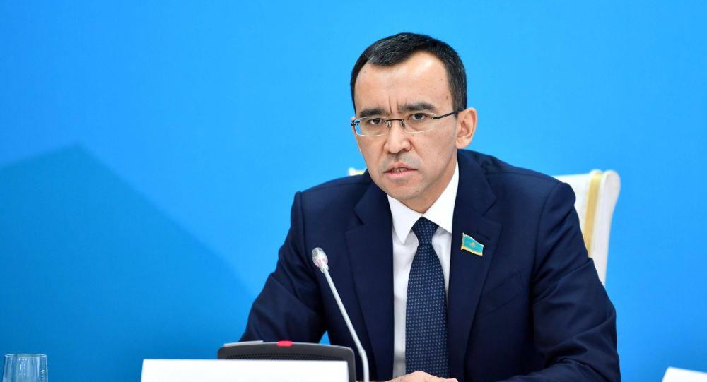 Сенат спикері Мәулен Әшімбаев