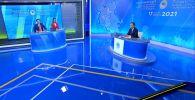 Отчетная встреча акима Бакытжана Сагинтаева с жителями Алматы
