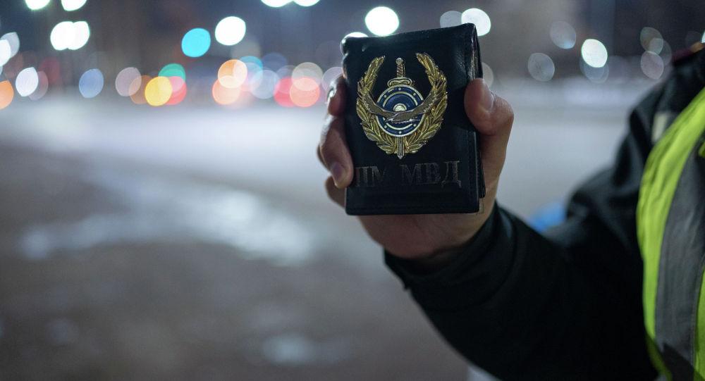 Полицей, көрнекі фото