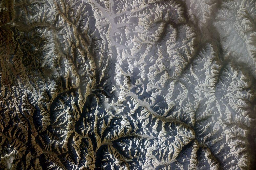 Қарақорым тау сілемдері