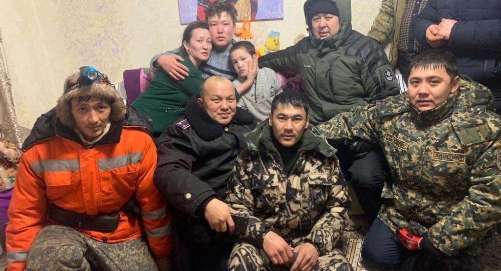 Солтүстік Қазақстан облысында екі жасөспірім құтқарылды