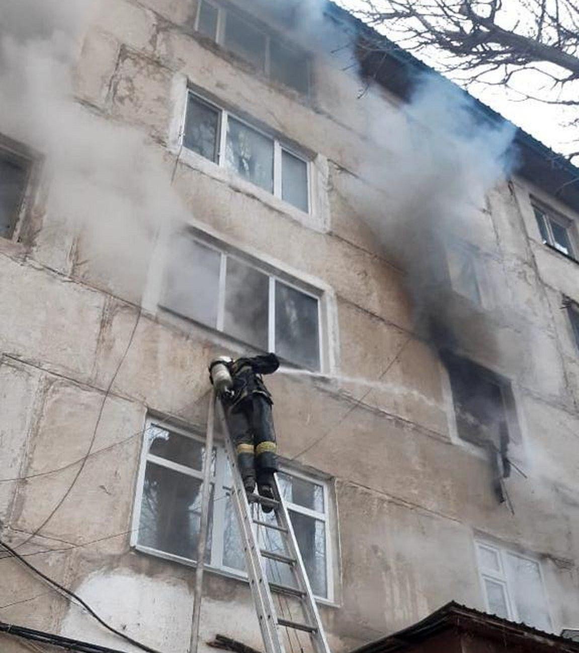 Пятеро детей из одной семьи скончались в результате пожара