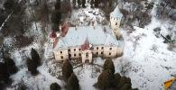 Как на Украине разрушаются старинные дворцы и усадьбы - видео