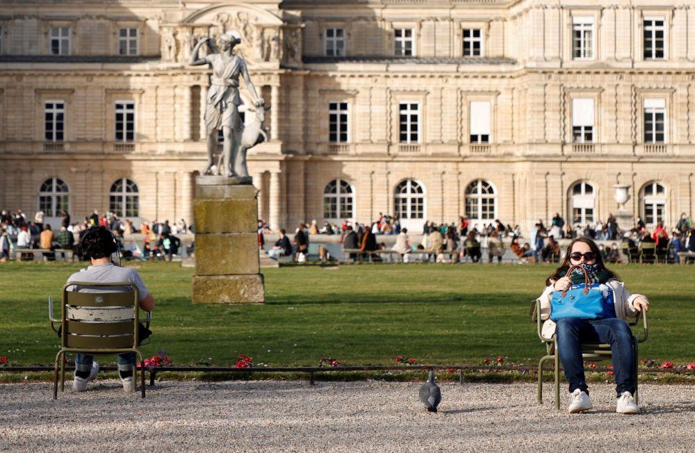 Париждегі Люксембург бағы