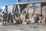Партию контрабандных лекарств выявили на границе в Кыргызстаном