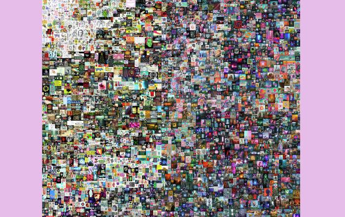 Цифровое искусство на самом престижном аукционе: что, где, когда