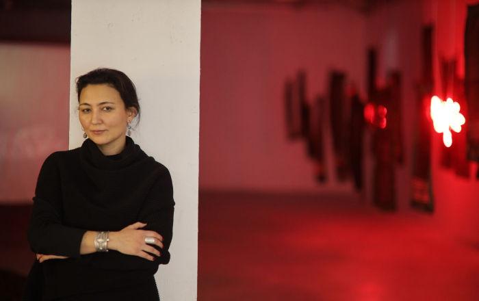 Куда сходить на выходные в Алматы: первая персональная выставка Саодат Исмаиловой