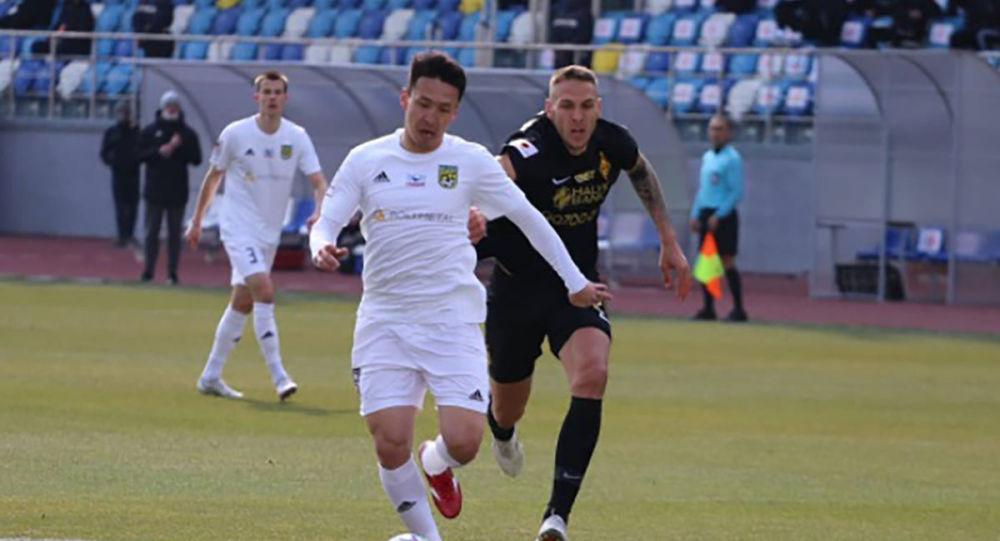 Костанайский Тобол обыграл Кайрат и вышел в финал Суперкубка Казахстана