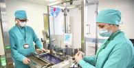 Спутник V вакцинасын шығарып жатқан Қарағанды зауытының қызметкерлері не дейді