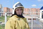 Арайлым Кажтаева, победительница конкурса  Самая красивая девушка-спасатель