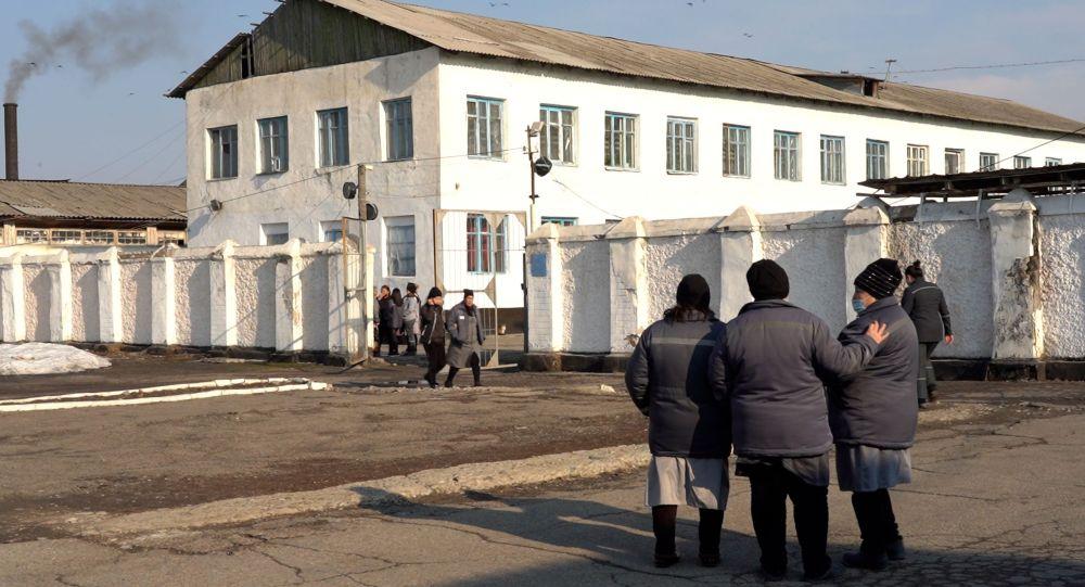 Алматы облысының Жауғашты кентінде орналасқан ЛА-155/4 әйелдер түрмесі