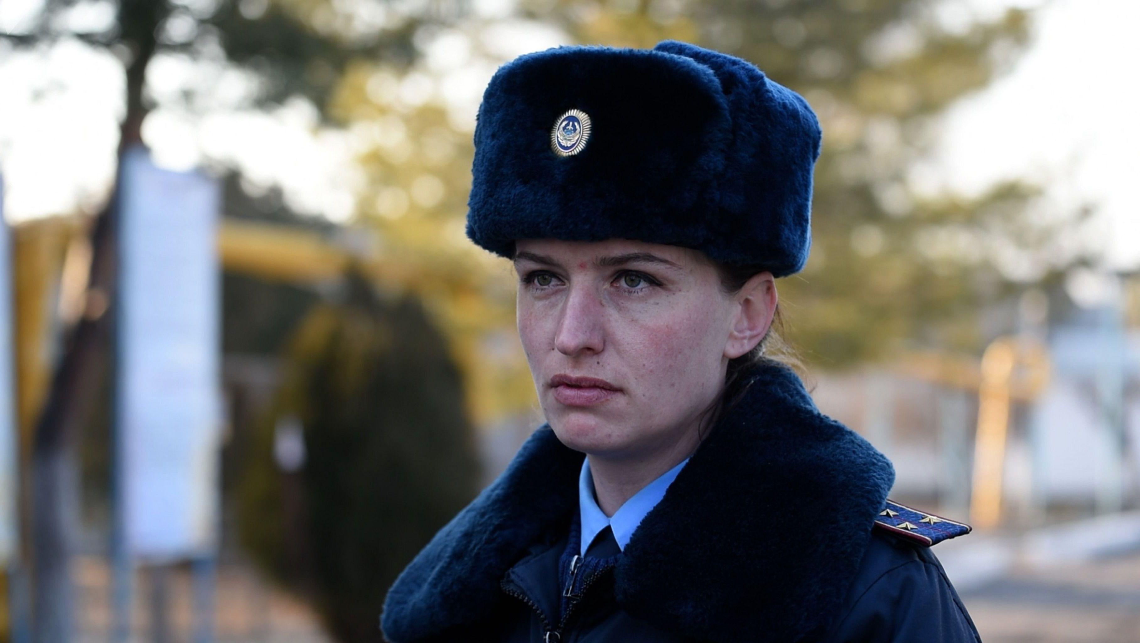 Екатерина Бисембаева - оперуполномоченный режимного отдела исправительной учреждения ЛА 155/4
