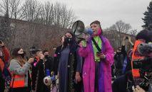 Феминистский марш