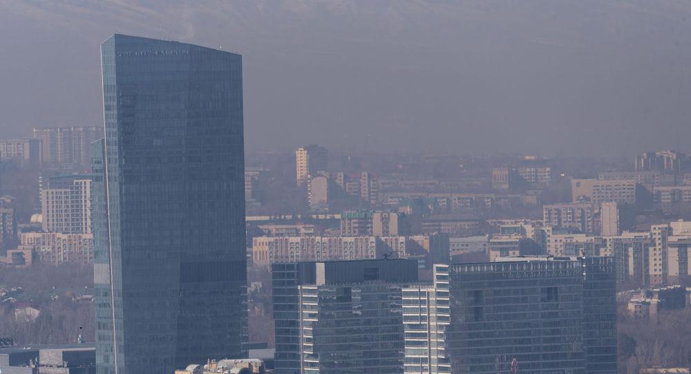 Алматы, виды города