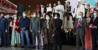 Казахконцерт презентовал благотворительный проект