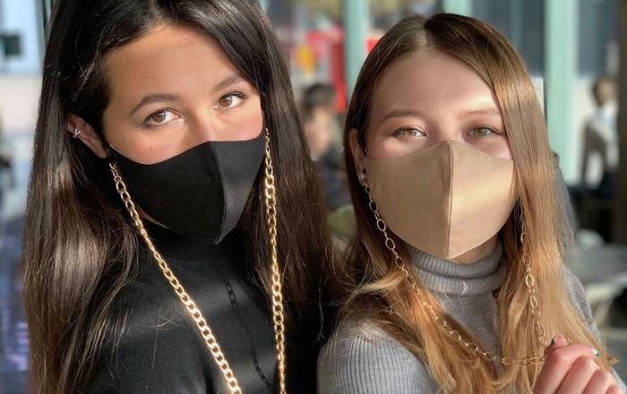 Инстаграм недели: маски-украшения от казахстанского бренда