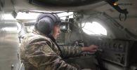 В Казахстане в рамках проверки войск прошли военные учения