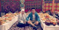 Қытайдың Қазақстанмен шекаралас аймағында туып-өскен Назар Гіміш Наурыз мейрамы туралы бала кезінен біледі