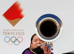 Токио-2020 Олимпиада эстафетасы