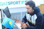 Спортивный комментатор Дидар Кадыров