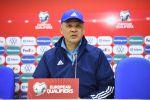 Тренер сборной Казахстана по футболу Талгат Байсуфинов