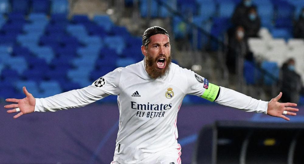 Серхио Рамос - капитан мадридского Реала