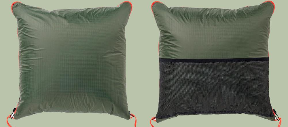 IKEA выпустила подушку-трансформер, которую можно использовать как спальный мешок