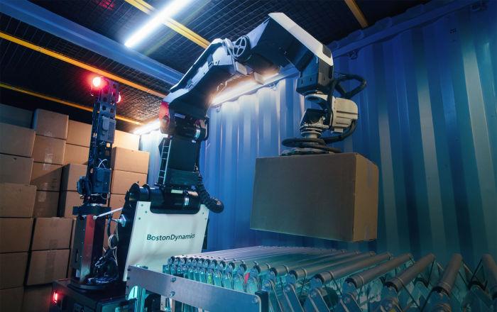 Boston Dynamics представили нового робота