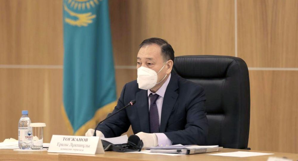 Ералы Тугжанов провел второе заседание комиссии по земельной реформе
